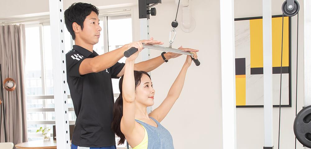 上野で痩せるトレーニングの目的