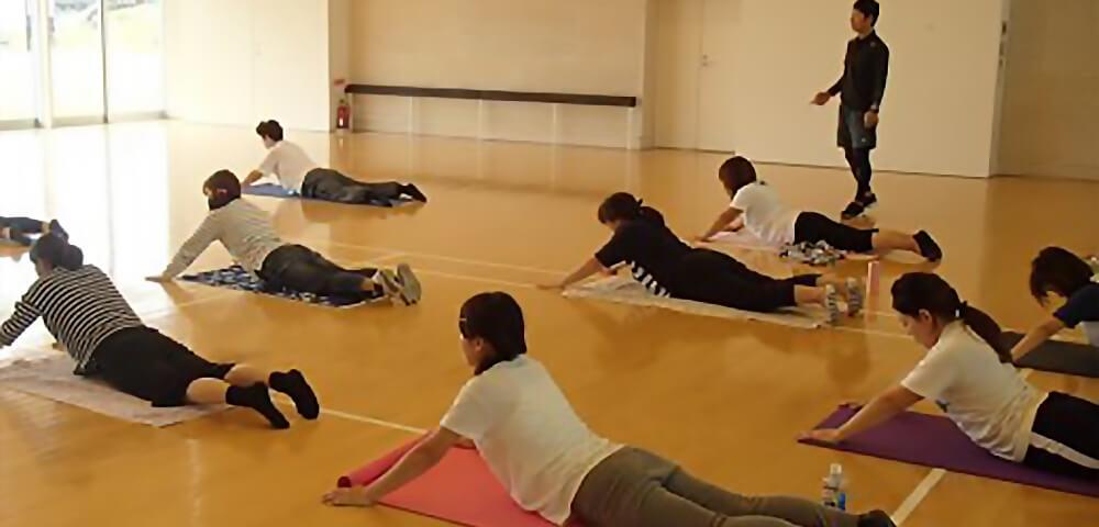 上野で痩せるトレーニング