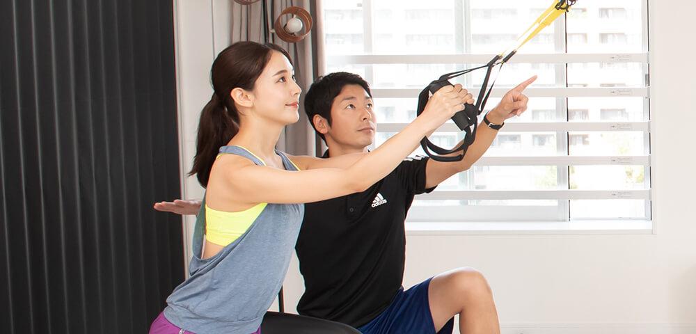 上野で痩せるトレーニングトレーナーの選び方