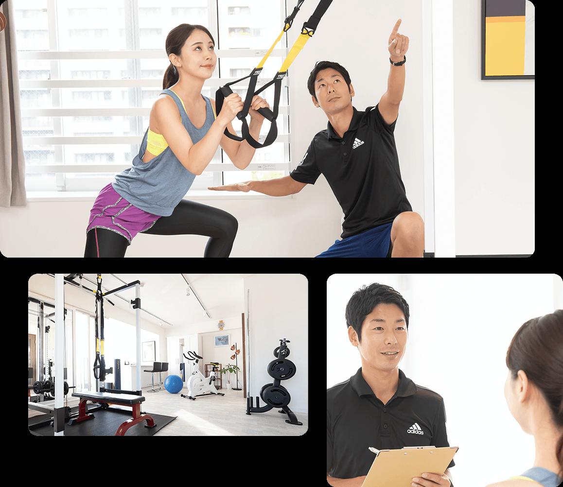 上野でおすすめのダイエット特化したパーソナルトレーニングジム