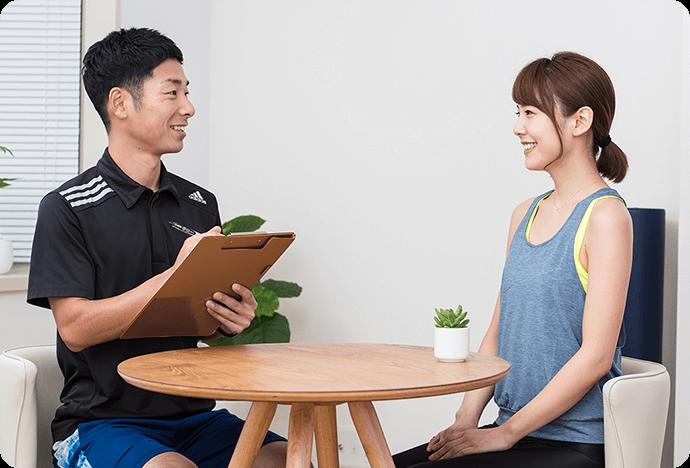 上野のパーソナルトレーニングジムReawellの全額返金制度