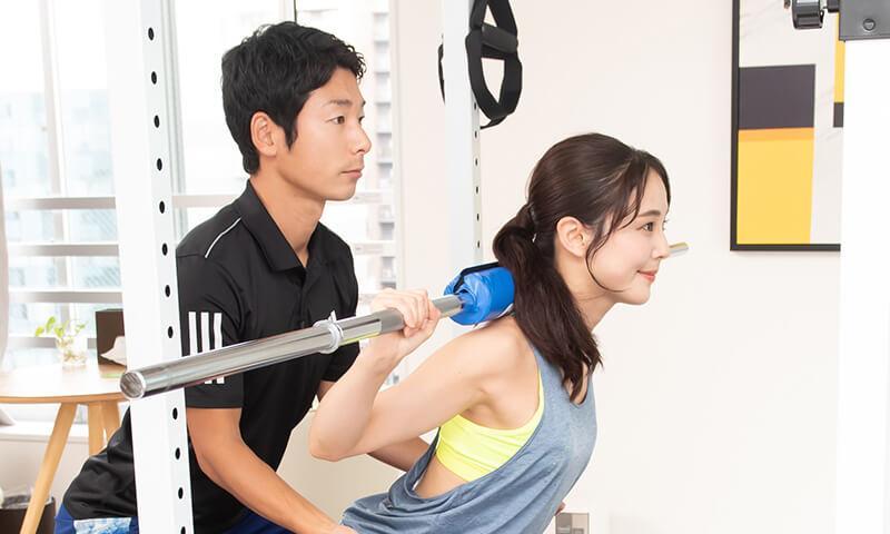 上野でお腹を引き締める筋肉トレーニング