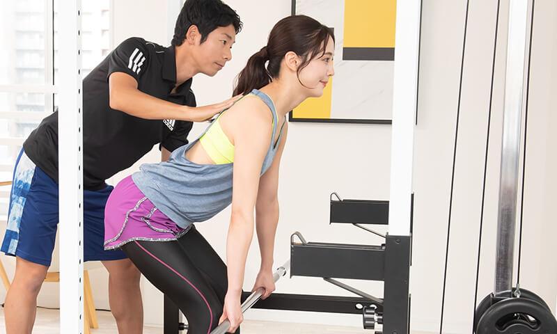 上野で産後の骨盤矯正トレーニング